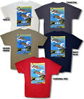 Warbirds WWII RJC vintage Airplane T-Shirt screen printed in Hawaii