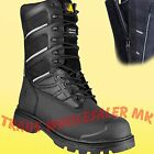 Amblers FS994C S3 WP+ M+W/P+SRC Safety Boots Combat SIA Metatarsal Protection