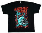 Mens We Butter the Bread with Butter German Band T-Shirt Top size X Large