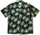 Island Trees Men's vintage RJC aloha Shirt  made in Hawaii
