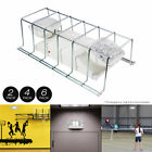"""2,4,6 pack Wire Guard Metal Cage Cover for Light Fixture/Exit Sign 16""""x9"""""""