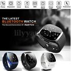 Bluetooth Smart Wristwatch For Android & IOS Devices Built in Mic & Speaker