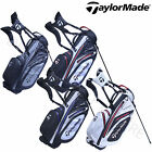 TaylorMade Golf 2017 Waterproof Lightweight Stand Carry Bag