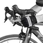 RockBros Bike Cycling Half Finger Gloves Breathable Ultralight Gloves Black Gray