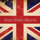 VARIOUS-GREAT BRITISH ALBUMS-CD20 COL NEU