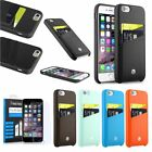 """CobblePro Leather Back Case+Tempered Glass SP For iPhone 6 6s Plus 4.7""""/5.5"""""""