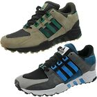 Adidas Equipment Running Support EQ93 Herren Wildleder Sneakers schwarz EQT NEU