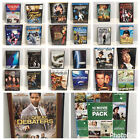 U Pick DVD's Variety all $2.50 each Combined Shipping Family Animals Comedy +