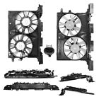 Four Seasons 75477 Radiator And Condenser Fan Assembly