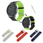 Double Side Wearing Soft Silicone Rubber Watch Band Strap For Samsung Gear S3
