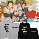KPOP Highlight CAN YOU FELL IT Sweater Unisex YOSEOP Hoodie DUJUN Pullover New