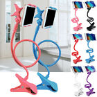 Kyпить Lazy Mount Double V Clip Cell Phone Holder Clamp Flexible 360 ° Gooseneck на еВаy.соm