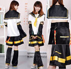 Len Kagamine Cosplay Costume cos party Cosplay FANCY set