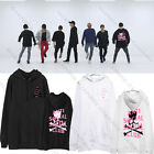 KPOP BTS Suga Cap Hoodie Sweater Unisex Bangtan Boys Sweatershirt Long Sleeve
