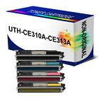 Multipack Toner Cartridges for HP CP1020 CP1025 CP1025NW M175hw 126A  Non-OEM