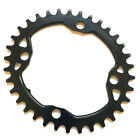 Works Components - 104BCD Oval Chainring Narrow Wide - 32T, 34T