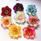 Artificial Flower Simulation Of Orchids Head Wedding Party Decoration 7Colors