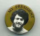 "BILL CLINTON "" MY PRESIDENT"" POLITICAL PIN UNUSUAL HARD TO FIND?"