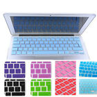 "UK/EU Keyboard Cover Skin For Apple MacBook Air/Pro/Retina 11"" 13"" 15"" 17"" New"