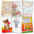 Thank You Thanks So Very Much Sentimental Just To Say Greeting Card