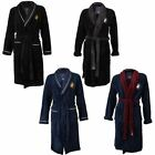 NEW MENS SANTA MONICA POLO CLUB LUXURY SOFT TOUCH BATHROBE DRESSING GOWN S-XL