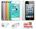 Apple iPod touch 5th Generation Wi-Fi 16GB, 32GB, 64GB, ALL COLORS <br/> Black, Silver, Red, Pink, Yellow, Gray, Free Shipping