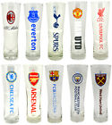 Official Football Club - Tall Beer Glass (Peroni Style Pint) (Drink/Bar/Gift)