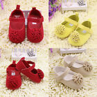 HOT Infant Toddler NEW Baby Kid Girl Soft Sole Shoes Sandals Newborn Sneaker  B9