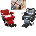 New Hydraulic Recline Barber Chair Hair Stylist Station Shampoo Beauty Equipment