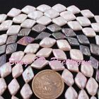"""10x14mm Natural Freshwater Pearl Beads Marquise Gemstone Spacer DIY Strand 15"""""""