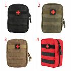 Tactical EMT Medical First Aid Bag Kit Cover Outdoor Emergency Travel Carry Bag