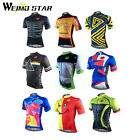 Outdoor Sports Cycling Jersey Summer Bicycle Short Sleeve MTB Bike Jersey Shirt