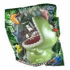 ToysBoxShop JUMBO Dinosaur Open Mouth Scented Melon/Pineapple/Grape Squishy