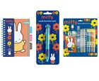 MIFFY Stationery/Sets (Pencil/Eraser/Ruler/Colouring/Christmas Gift/Rabbit/Book)