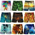 CASUAL MEN'S SURF BOARDSHORTS BEACH PANTS CYCLING SHORTS asian size S-6XL