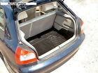 Audi A3 Hatchback 1996 - 2003 rubber boot mat liner options and loading mat