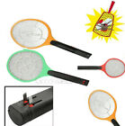 Cordless Rechargeable Mosquito Bug Insect Zapper Electric Fly Swatter Racket110V
