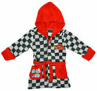 Boys Disney Cars Lightning McQueen Hooded Dressing Gown 8 Years SALE