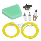 Gas Fuel Air Filter Line For Poulan PPB300E PPB32SST PPB350 S31BC SM132 SM446E