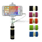 Lot Extendable Remote Selfie Stick Mini for Apple iPhone SE 6 6S 7 7S 8 8S Plus