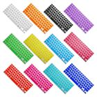 """Hard Rubberized Case Shell, Keyboard Skin Cover for Macbook Air Pro Retina 13"""""""