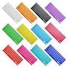 """Soft Rubberized Case Jelly , Keyboard Skin Cover for Macbook Air Pro Retina 13"""""""