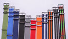 silver buckle 18-24mm Nylon Watch band watch strap watch 12color available 50pc