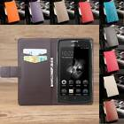 For Blackview BV7000 Pro Phone PU Leather Wallet Card Slot Flip Case Cover Skin