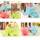 Plush Toy Doll Elephant Stuffed Toy Doll Sucker Pendants Cars& Window Toy 14cmJR