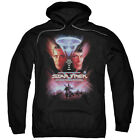 Star Trek The Final Frontier(Movie) Mens Pullover Hoodie