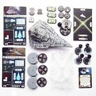 NEW Star Wars Armada Parts: Ships Tokens Upgrade Cards Dice Tools Replacement