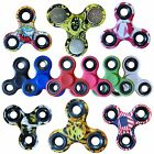 Fidget Spinners Assorted Designs And Colours Stress Reliever