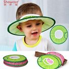 Baby Bath Hat Shampoo Cap Visor Adjustable bathing Shower Protect Eye Waterproof