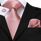 Внешний вид - Classic Mens Necktie Tie 42 Various Silk Jacquard Woven Set Wedding Business NEW
